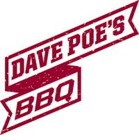 Dave Poe's BBQ Logo
